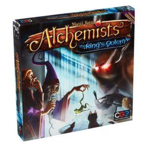 bordspellen-alchemists-the-kings-golem
